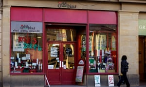 Off-licence chain Oddbins has gone into administration