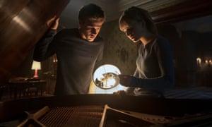 Horror show ... a still from Netflix's Locke and Key.