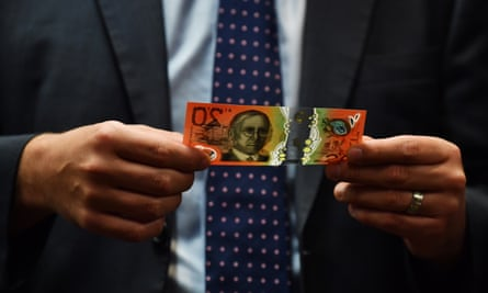 'In Australia the business lobby groups, not economists or voters, get to tell us what our economic priorities should be.'