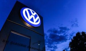 Volkswagen building