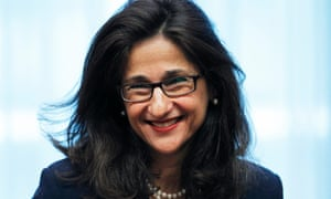 Nemat Shafik is one of four deputy governor at the Bank of England.
