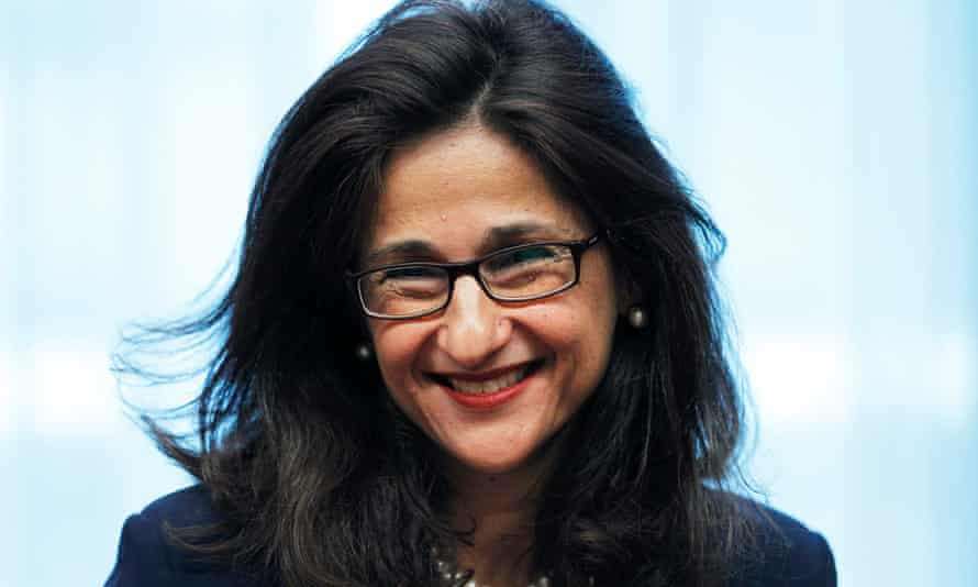 Nemat Shafik defended the Bank of England's reluctance to name specific dates for any rate rises.