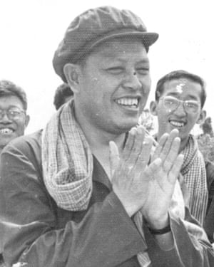 Ieng Sary, co-founder of the Khmer Rouge, was on trial for genocide and war crimes when he died in 2013.