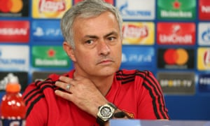 José Mourinho raised doubts about the length of his tenure at Manchester United when he publicly praised Paris Saint-Germain at the weekend
