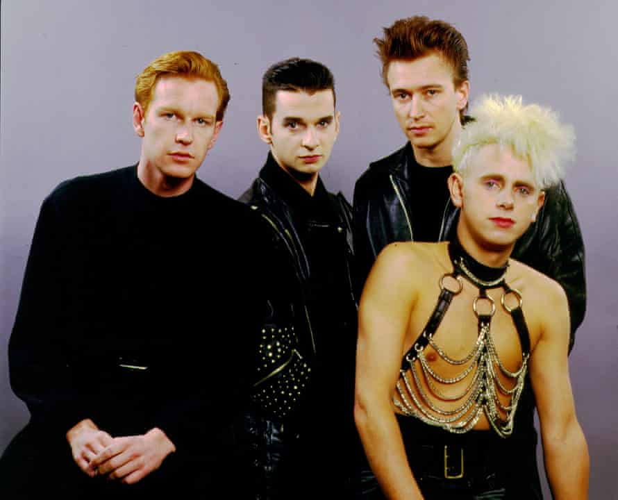 Depeche Mode in 1987