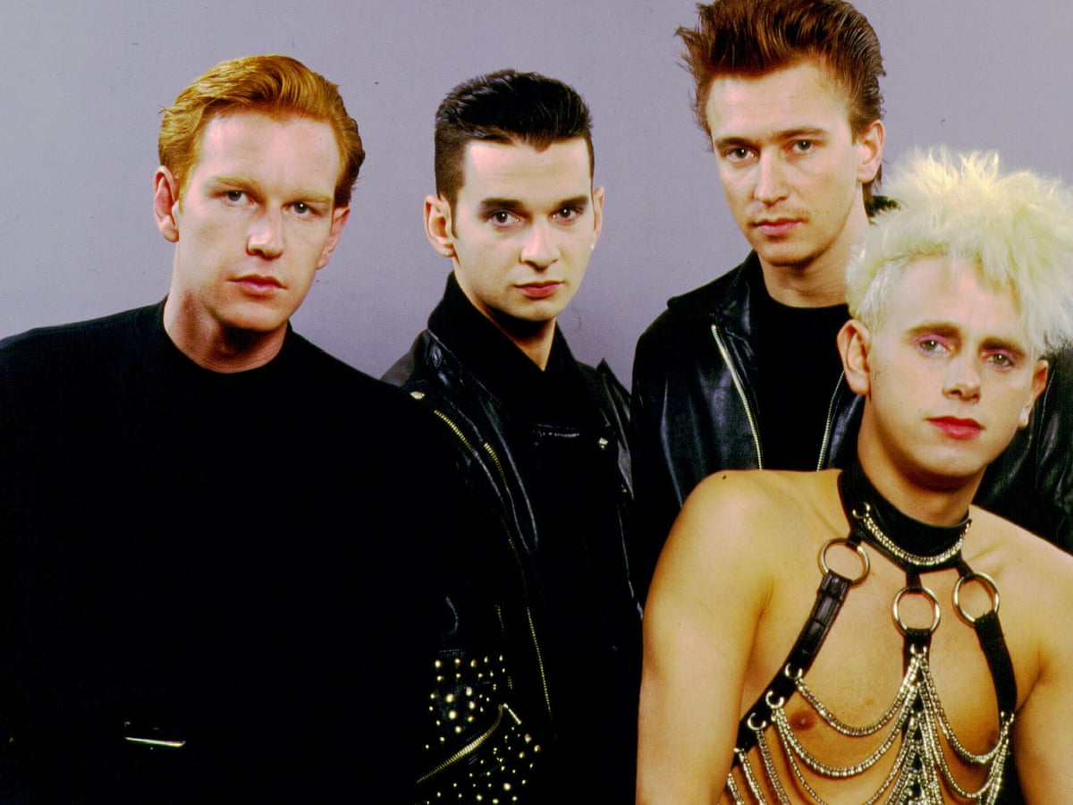depeche mode official site