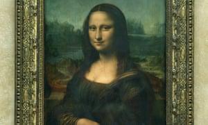 Dada Art Mona Lisa