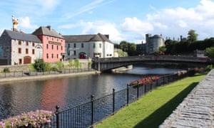 Kilkenny Town, Ireland