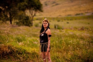 Born on Kurnai land, carrying the spirit of her mother, her grandmother from Wakka Wakka country, her grandfather from Bidhjara land and her father, who is a Gayndah man, Indigenous performance artist and writer Meaghan Holt stands firmly in the folds at the foot of Minga Gulaga. 'Kinship is a strength, it's alive and I think it gives hope for the future,' she says