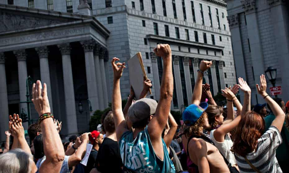 'Occupy was dismissed for years as ineffective, but time has disproven the cynics.'