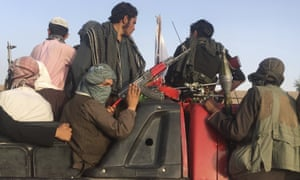 A 40-strong group of Taliban fighters were looking for Qamar Gul's father.