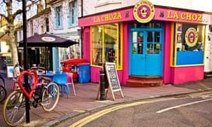 La Choza, Brighton