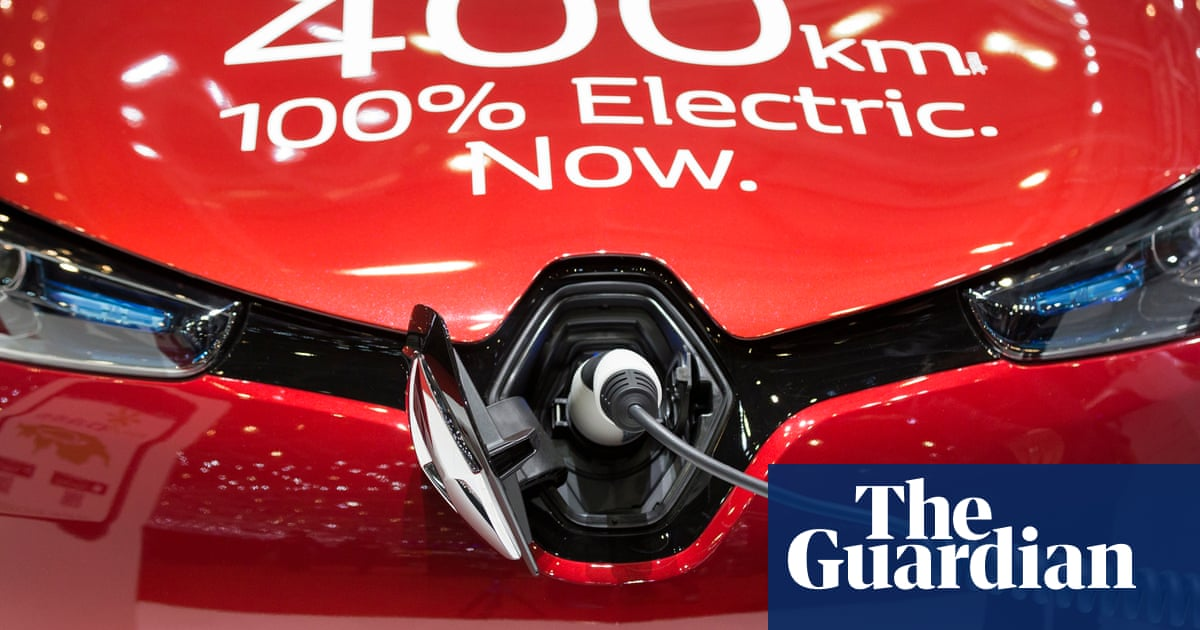 Electric Cars Already Cheaper To Own And Run Than Petrol Or Diesel