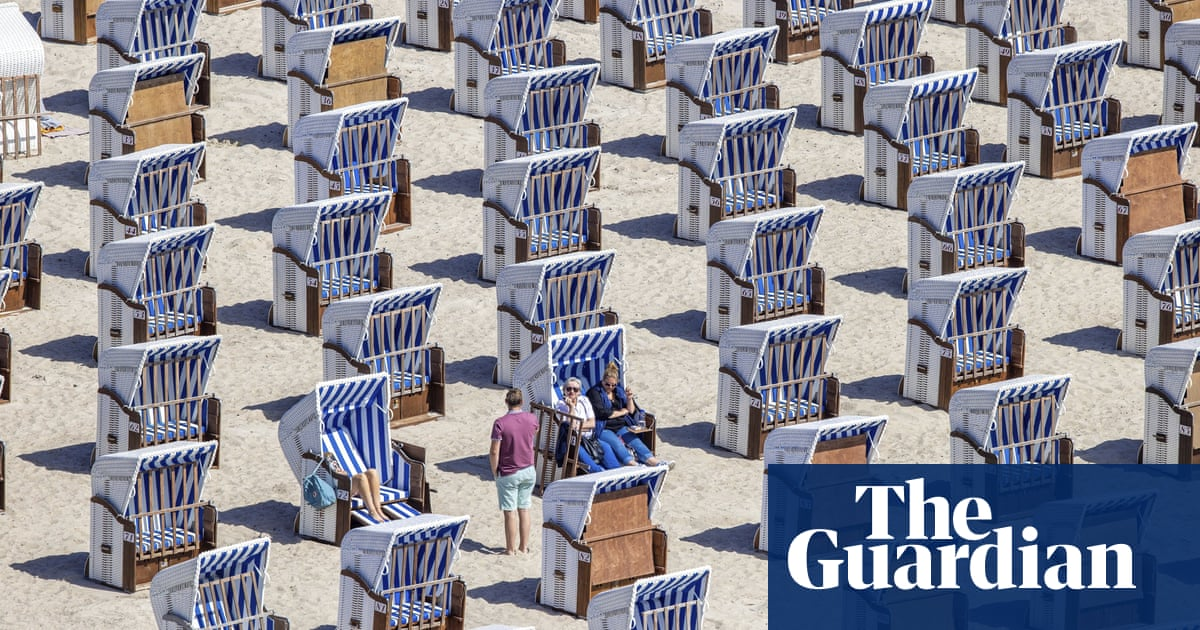 Travel Tourism: Life after lockdown on Germany's Baltic coast  Holiday