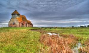 Fairfield Church, Romney Marsh
