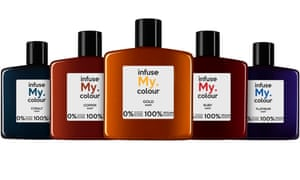 Infuse My. colour wash