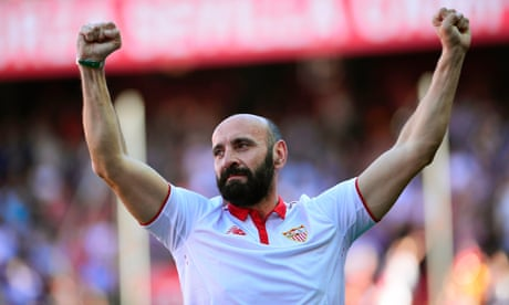 Arsenal could miss out on Monchi after Sevilla seek technical director's return