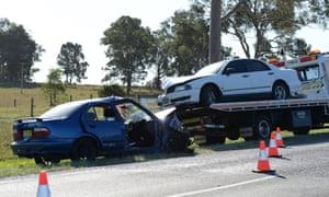 Road trauma in Australia