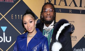 Cardi B And Offset Announce Birth Of Baby Girl Music The Guardian