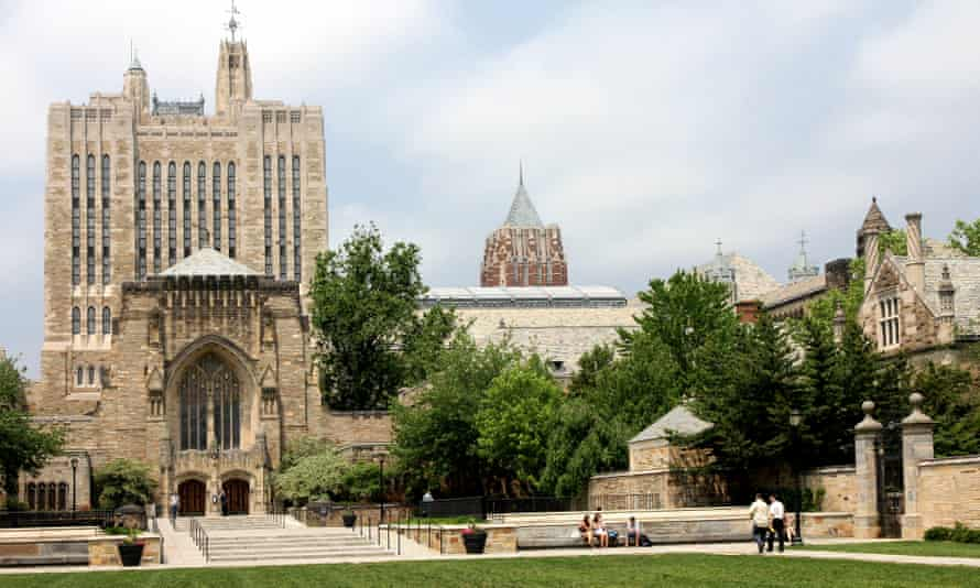Yale campus. 'The call to abolish HUPD is an acknowledgement that policing doesn't keep us safe,' said an organizer with the Harvard Prison Divestment Campaign.