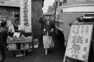 Seoul, Korea, 1956-63.