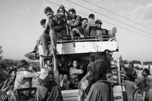 Third prize, contemporary, issues, stories | Exodus | Nicolò Filippo Rosso, Italy