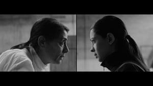 Larissa Sansour: In VitroIn Vitro, two-channel film, 28', Larissa Sansour and Søren Lind, 2019
