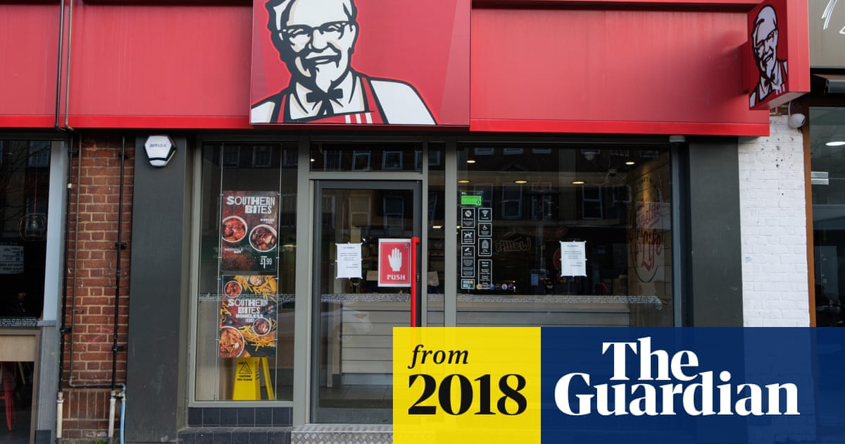 47b5e7cdaf1 KFC struggles to give chicken away as store supply crisis continues ...