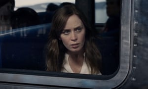 Platform release ... Emily Blunt takes on the titular role in mystery thriller The Girl on the Train.