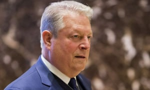 Undeniably a righteous man … Al Gore