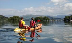 double-sit-on-top-kayaking