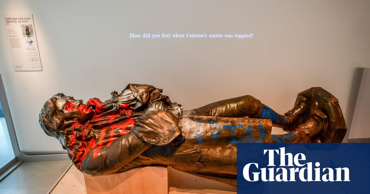 An aesthetic defence of the Edward Colston statue and its sculptor