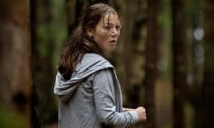 Andrea Berntzen in Utøoya 22, which premiered at the Berlin film festival on Monday.