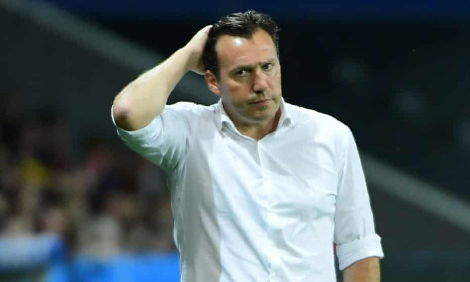 Marc Wilmots won 34 of his 51 matches in charge of Belgium but has lost his job after their underwhelming showing at Euro 2016