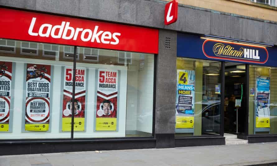 Betting shops in Bradford