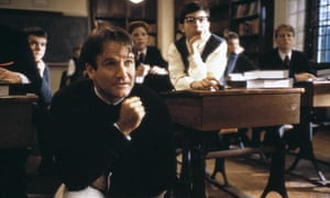 Robin Williams' character in Dead Poets Society brought the phrase 'carpe diem' to many young viewers' minds for the first time