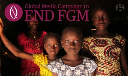 End FGM poster from the UN Children's Fund