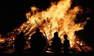 Private sponsors can sometimes resurrect Bonfire night events.