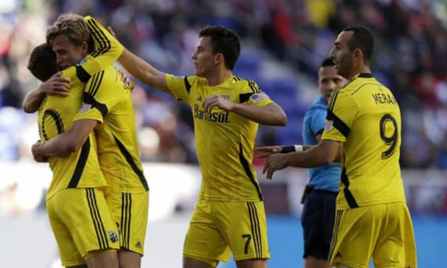 Aaron Schoenfeld scored just five goals in four MLS seasons – but he's been a star in Israel.