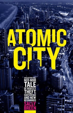 Atomic City by Sally Breen - book cover
