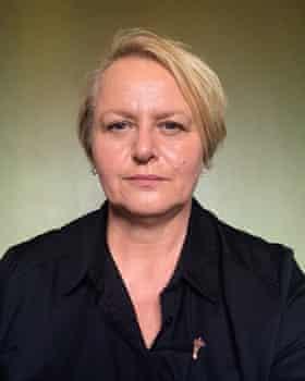 British 9/11 survivor Janice Brooks.