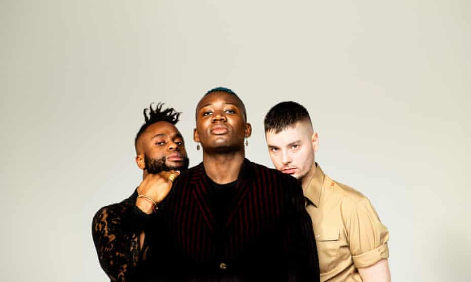 Unsettling... Young Fathers.