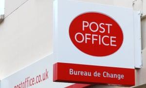 Post Office jobs are under threat