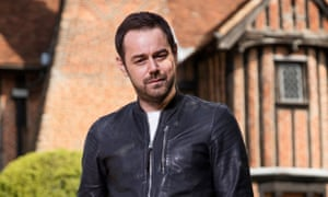 Danny Dyer in Who Do You Think You Are?.