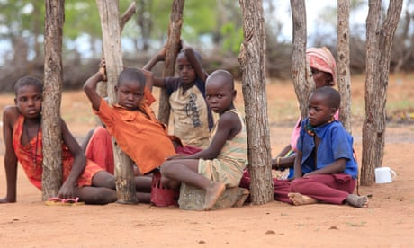 Zimbabwe urged to prioritise children as record poverty causes food shortages