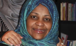 Marzieh Hashemi was arrested in St Louis on 13 January.