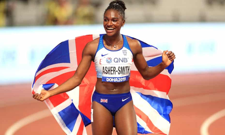 Dina Asher-Smith will be going for gold in Tokyo