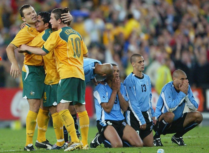 Ten years since Australia v Uruguay: the story of the Socceroos' greatest  moment | Australia | The Guardian