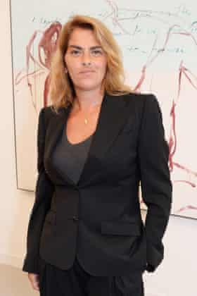 Tracey Emin.