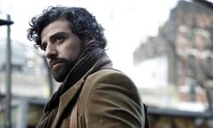 Oscar Isaac in Inside Llewyn Davis.